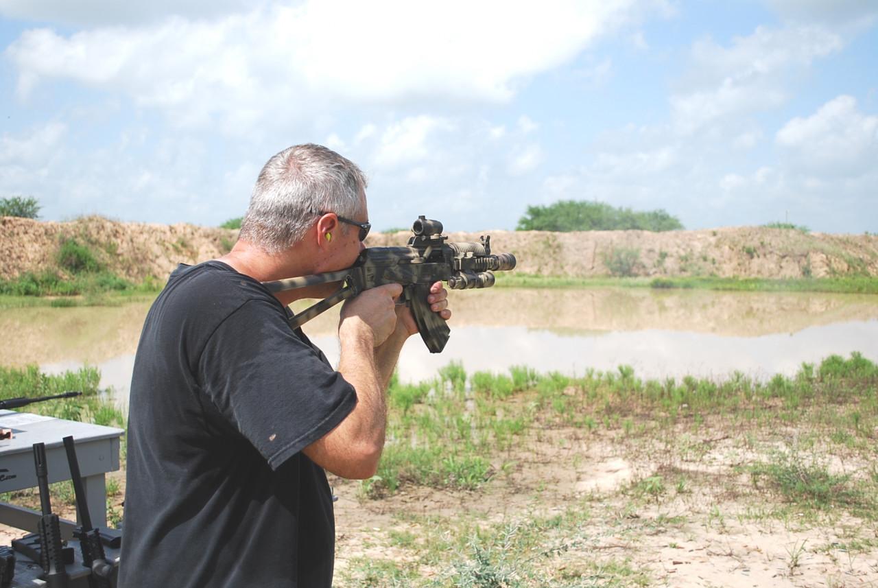 Custom paint jobs on AK-47 - AR15 COM