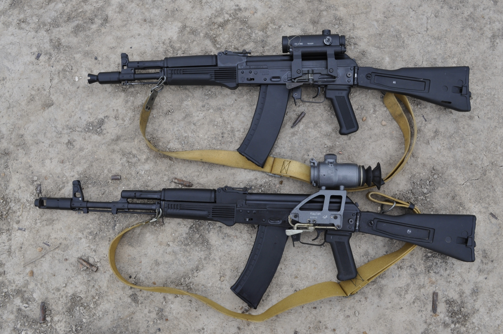 Which Is The Better Ak 74 Fime Sgl31 95 Or Arsenal Slr