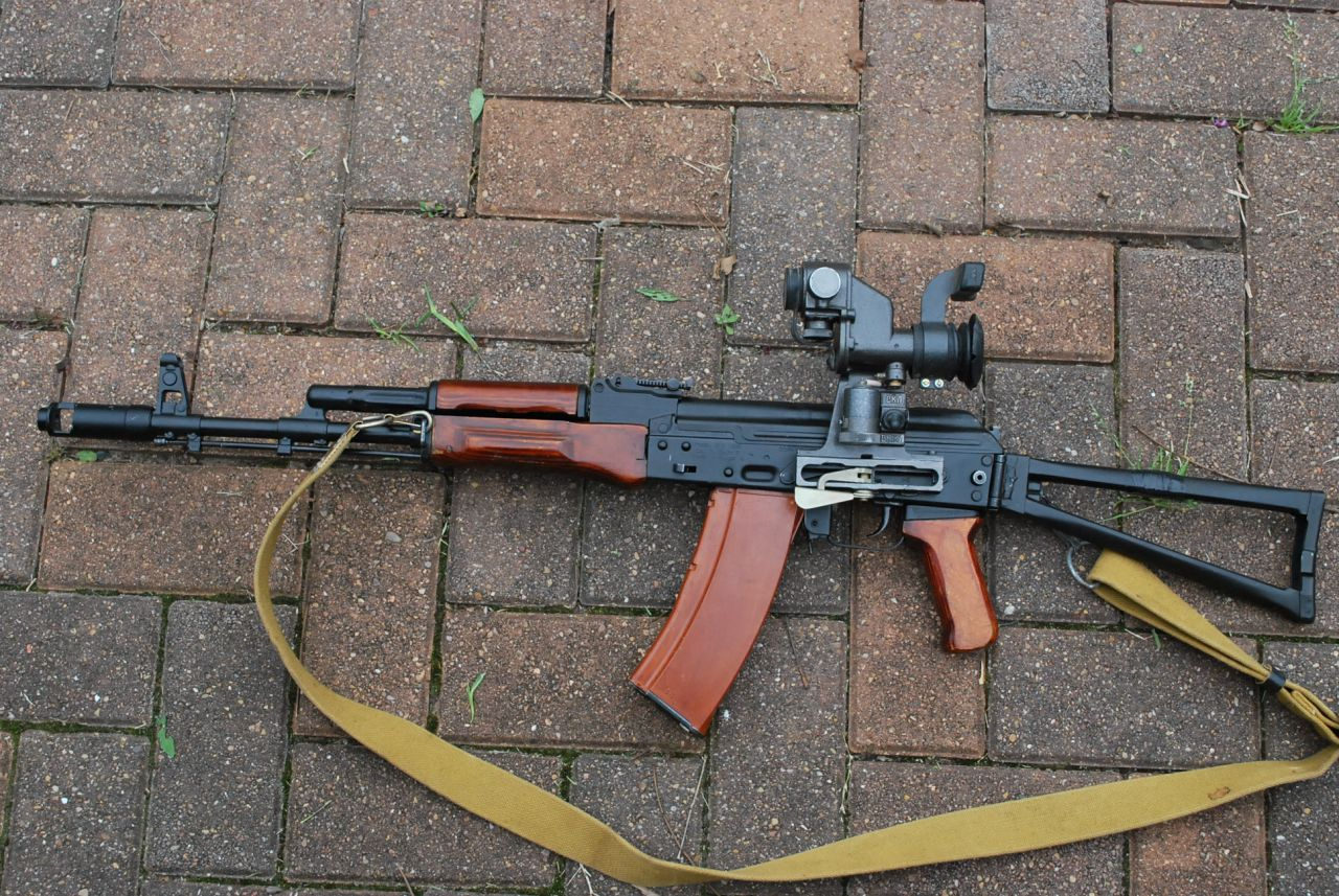 Attaching SVD cheek rest to Triangle folding stock      Best